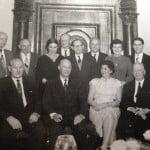 Betriebsfoto der Belegschaft 1959