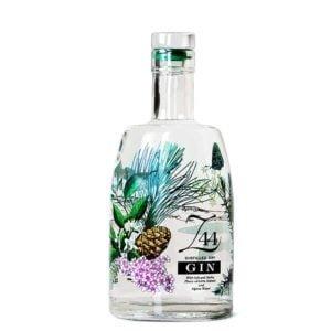 Destillierter Dry Gin Z44