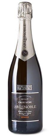 Champagner Blanc de Noirs ist ein reiner Pinot Noir