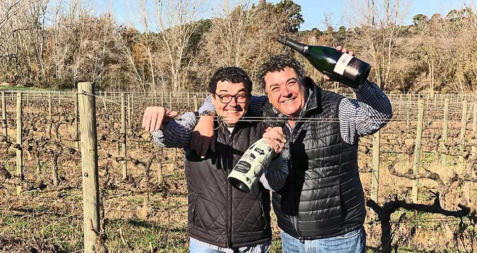 Toni und Paco de la Rosa von Torelló