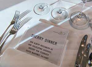 Ein Gourmet Dinner mit aussergewöhnlicher Begleitung