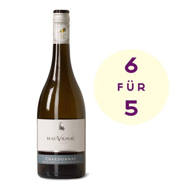 6 für 5 Chardonnay Beauvignac_Albert Reichmuth AG