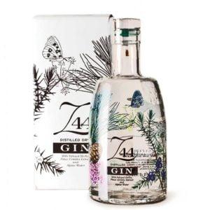 Gin Z44 - Brennerei Roner, Suedtirol - ALbert Reichmuth AG