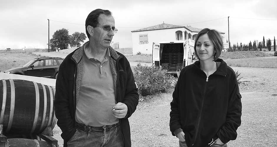 Grand Crès Hervé et Camille Leferrer