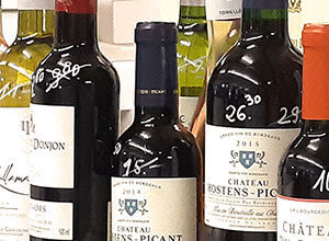 Lagerräumung – gute und trinkreife Weine