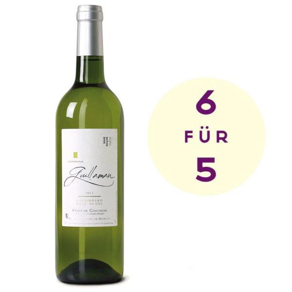 6 für 5 Colombard Sauvignon