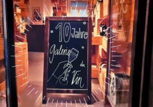 10 Jahre Galerie du Vin!